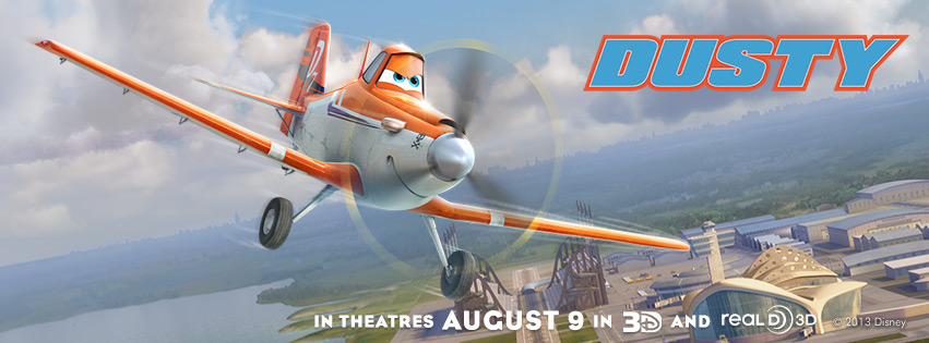 Disney Planes dusty facebook 851 x 315