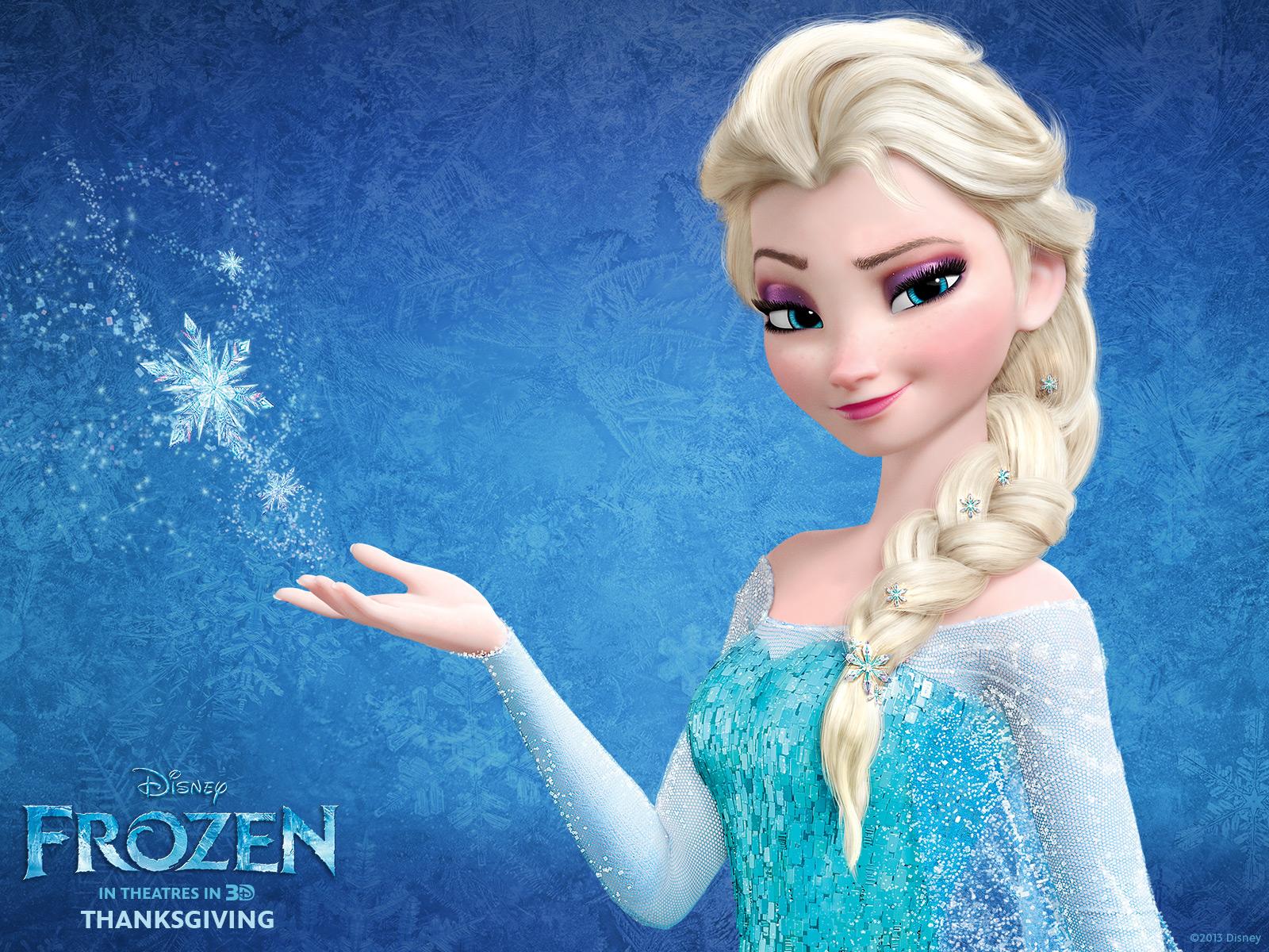 frozen elsa disney