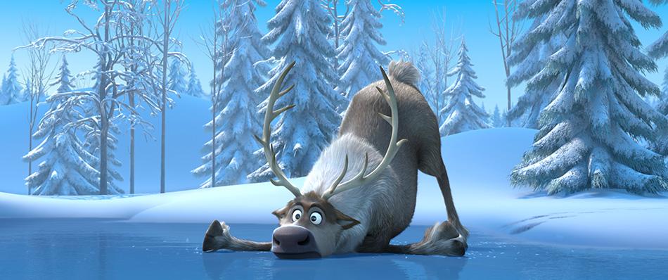 Disney's Frozen Sven