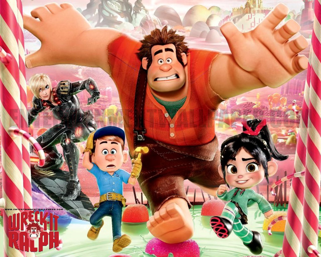 Wreck It Ralph Funny Picture Wreck It Ralph Funny Image Wreck It