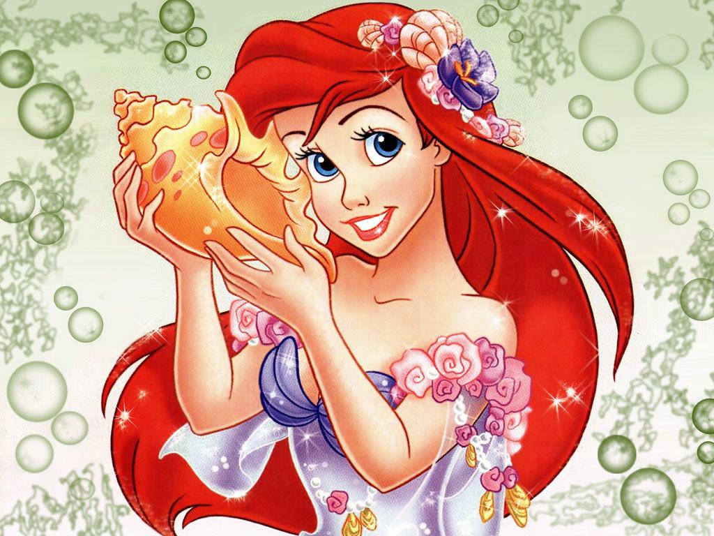 Ariel Wallpaper The Little Mermaid Desktop Picture Ariel