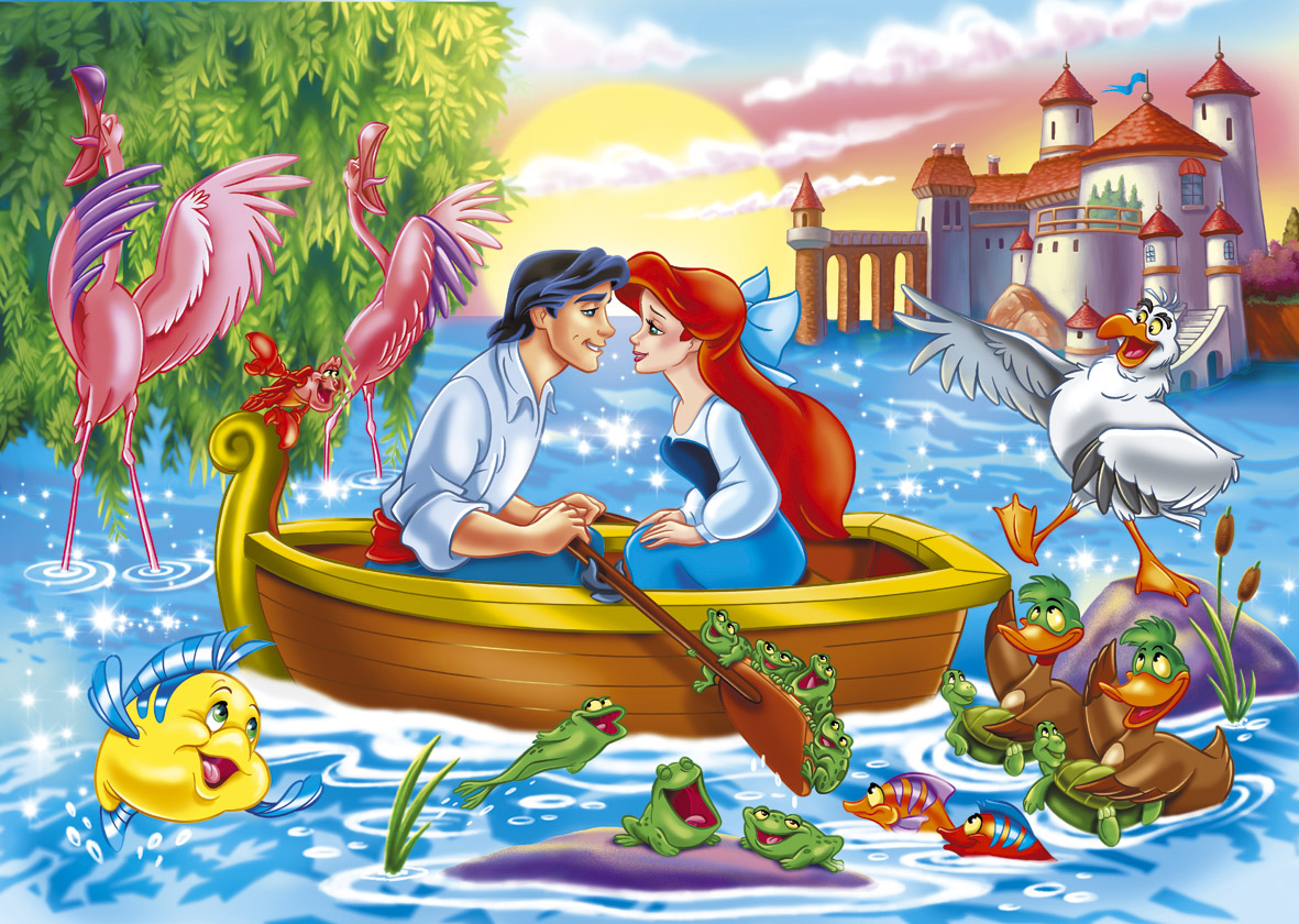 Little Mermaid Disney Wallpaper Other Picture Little Mermaid