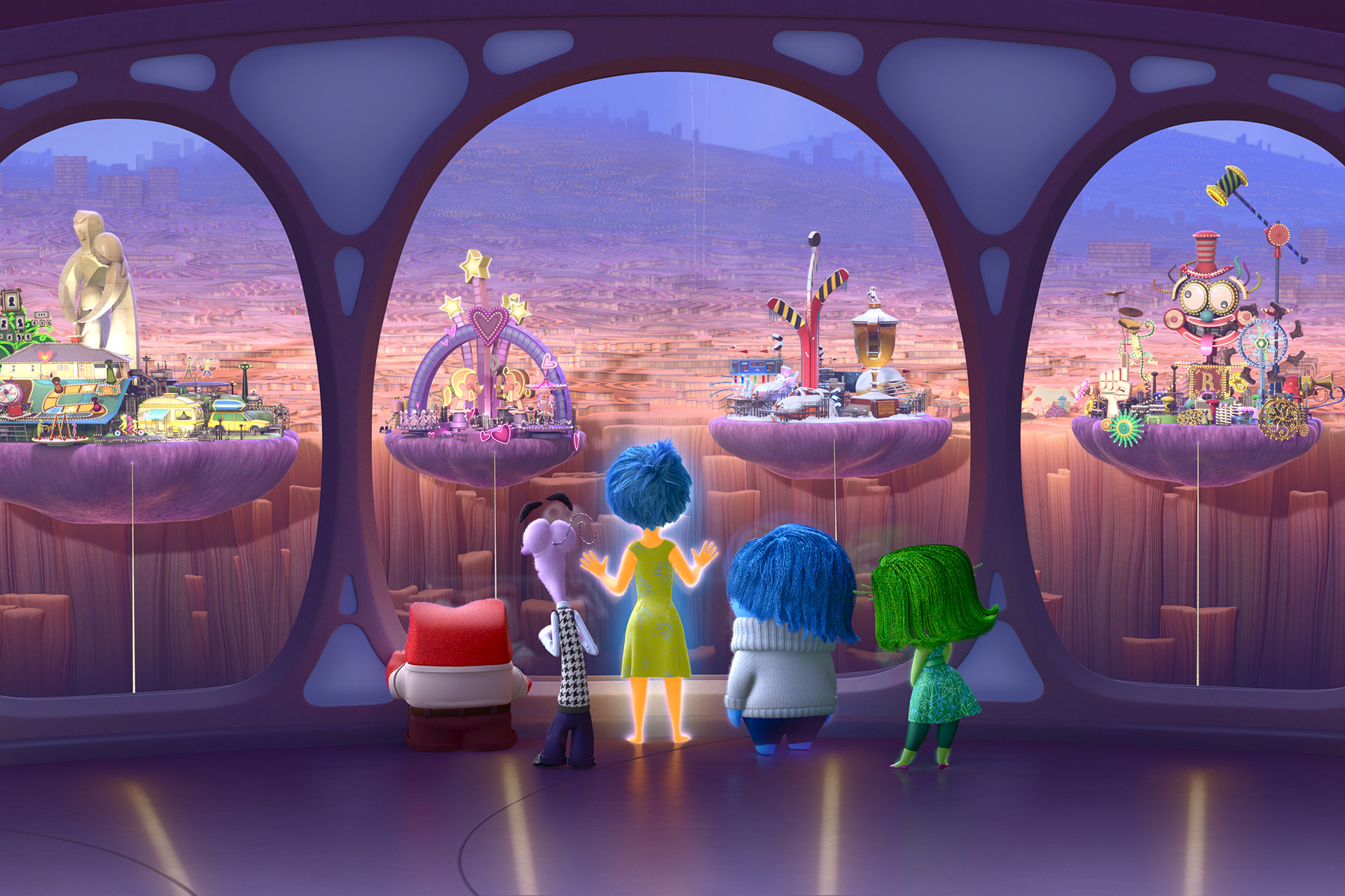 Inside out characters picture inside out characters image for Inside movie