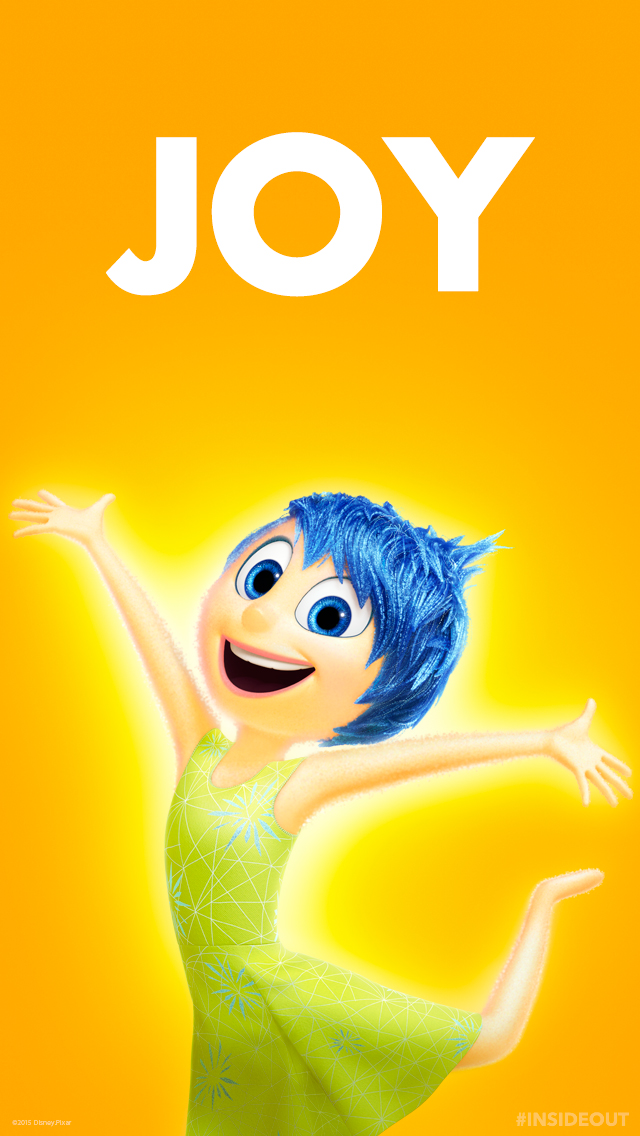 inside out Joy phone