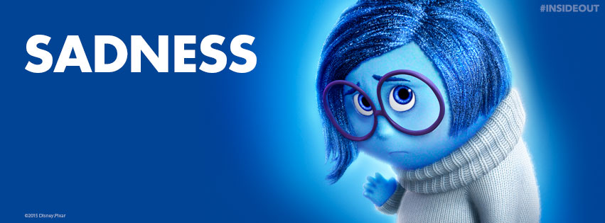 inside out Sadness facebook header