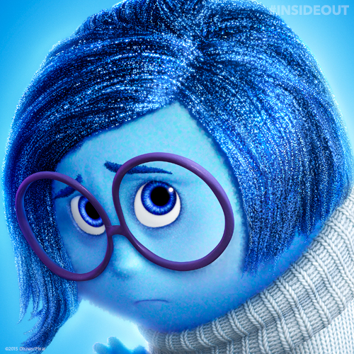 inside out Sadness profile