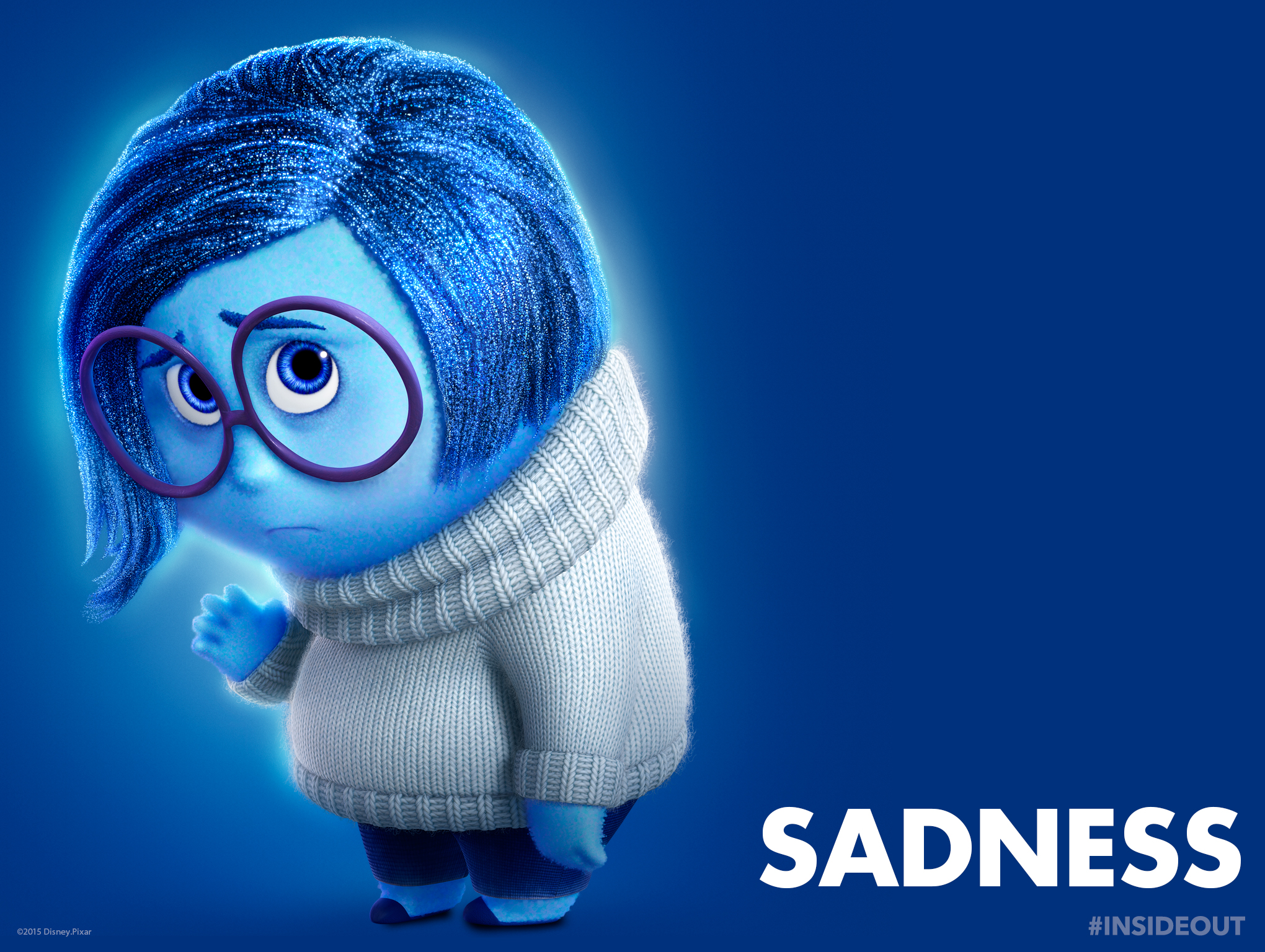 inside out Sadness standard