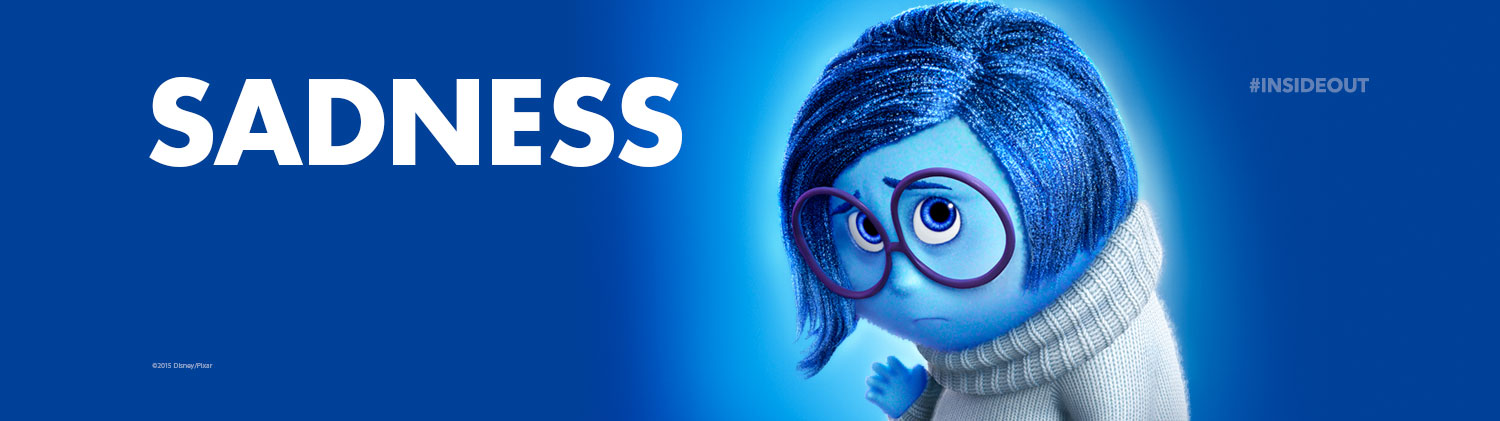 inside out Sadness twitter header