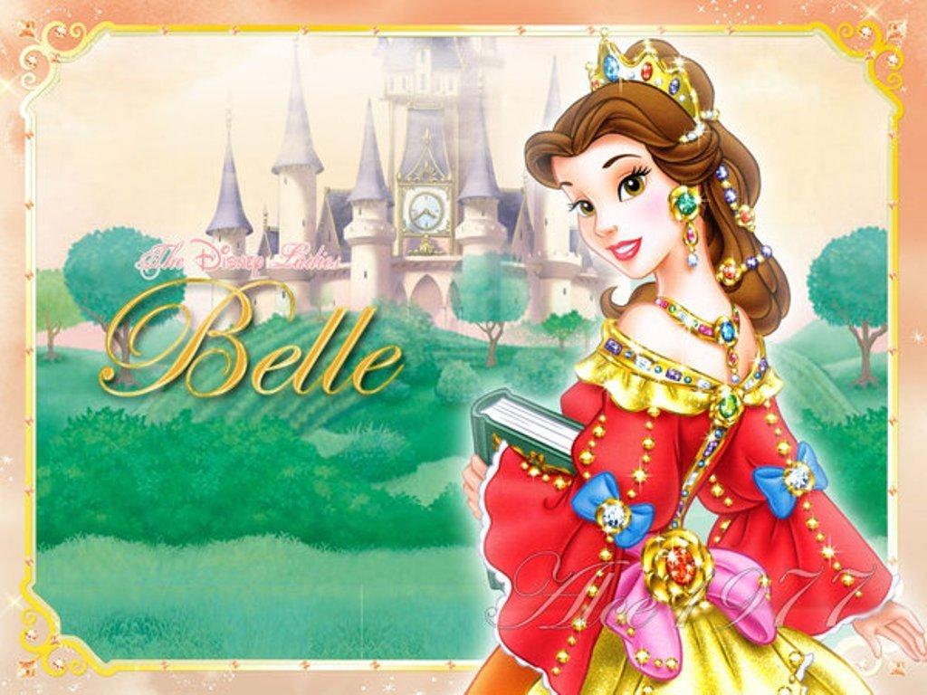 Disney princess belle picture disney princess belle image for Belle photo hd