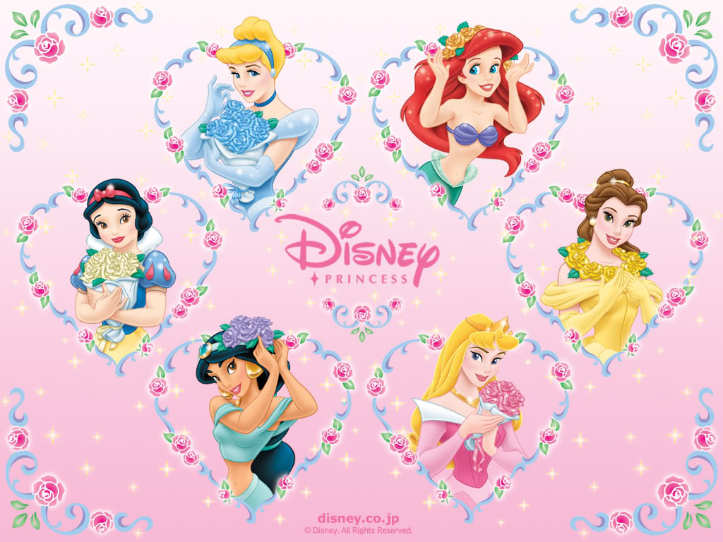 Disney princesses wallpapers