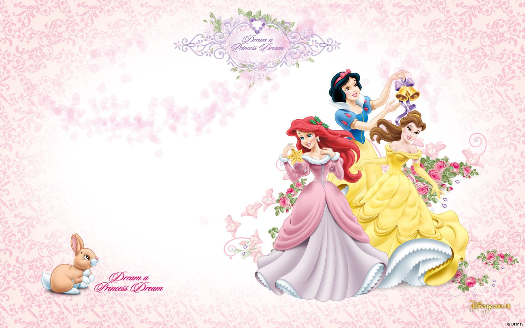 Disney Princess invitation picture Disney Princess invitation image