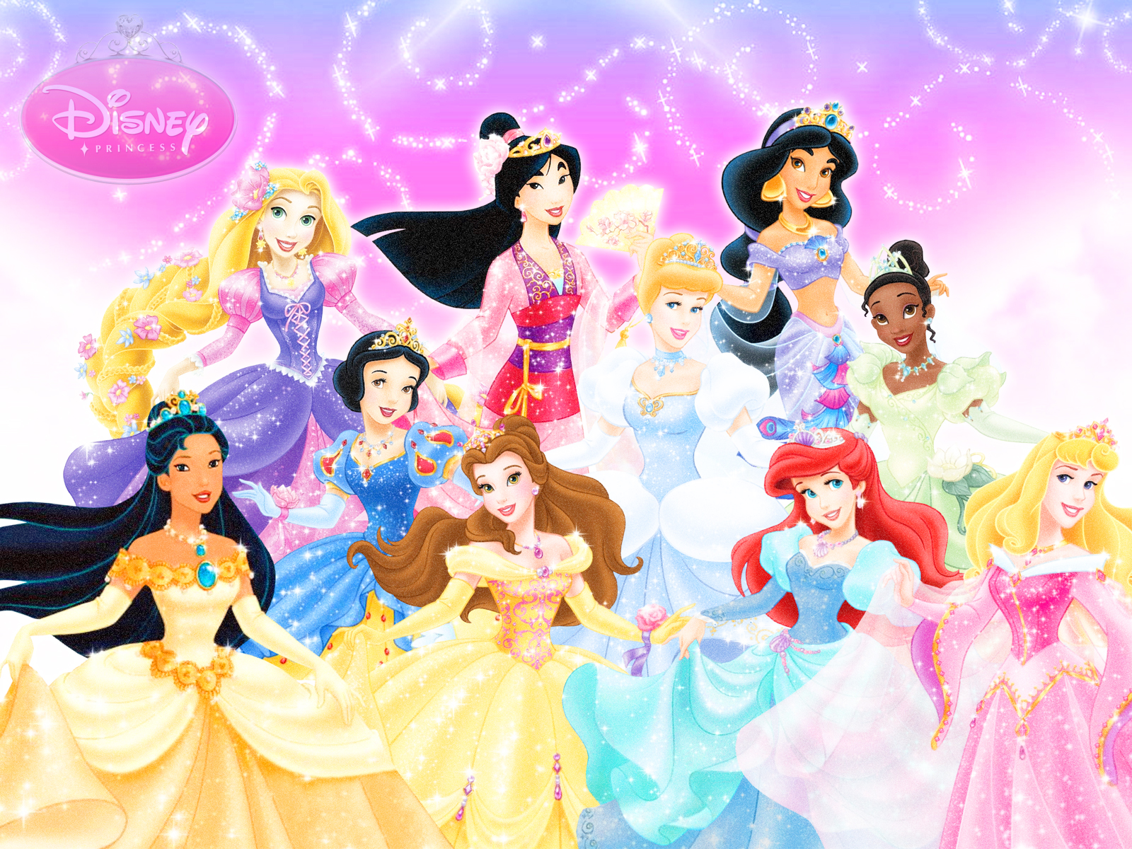 Disney Princess Names Picture Disney Princess Names Image Disney