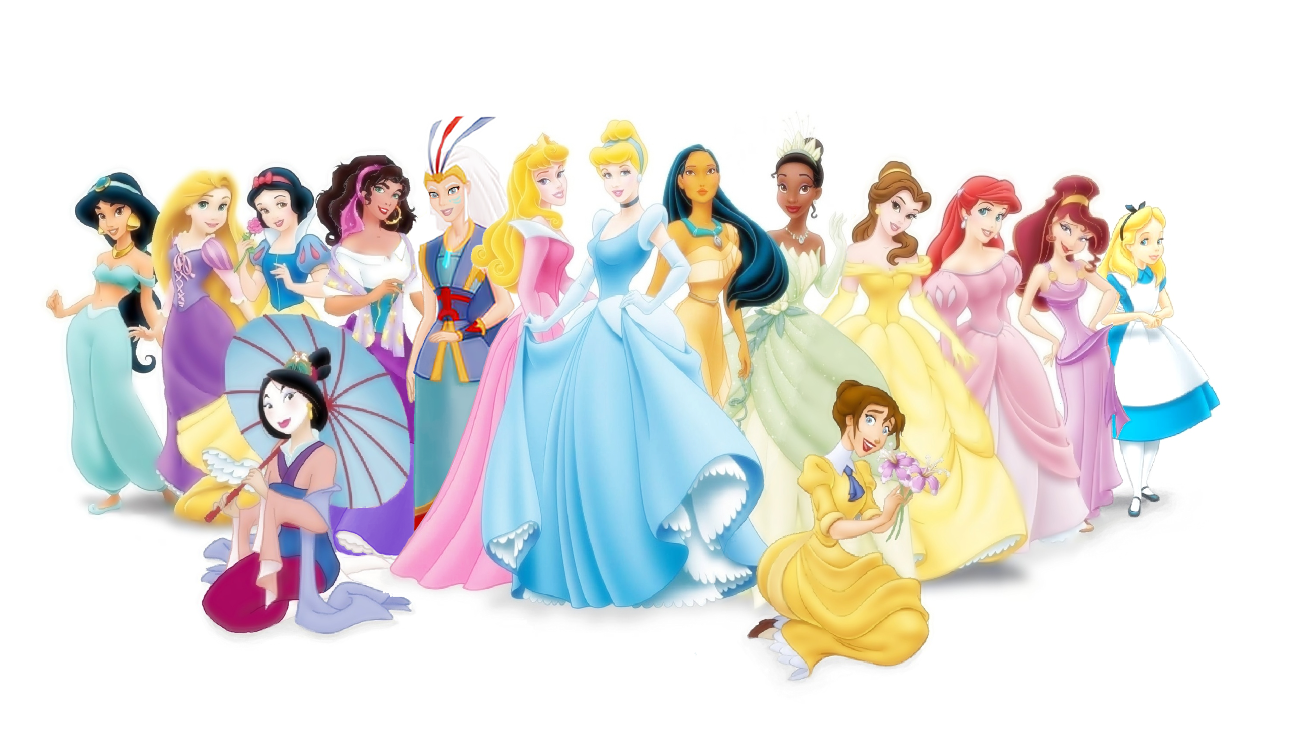 walt disney princess
