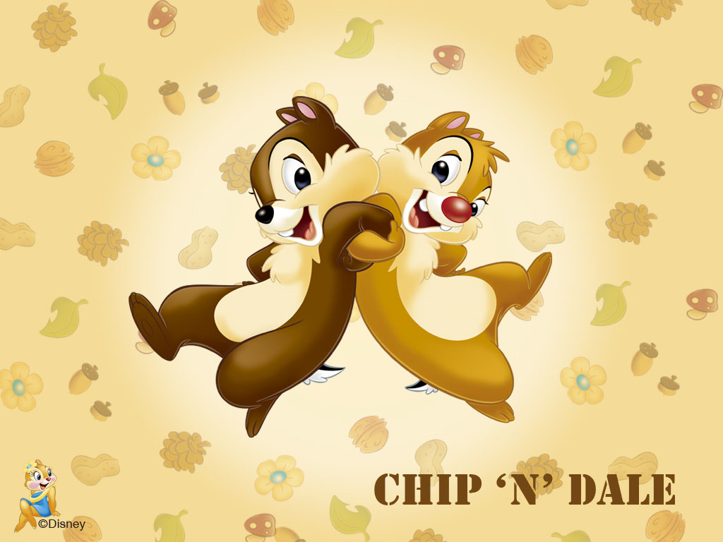 chip n Dale desktop