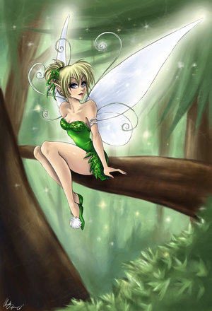 Tinkerbell beauty