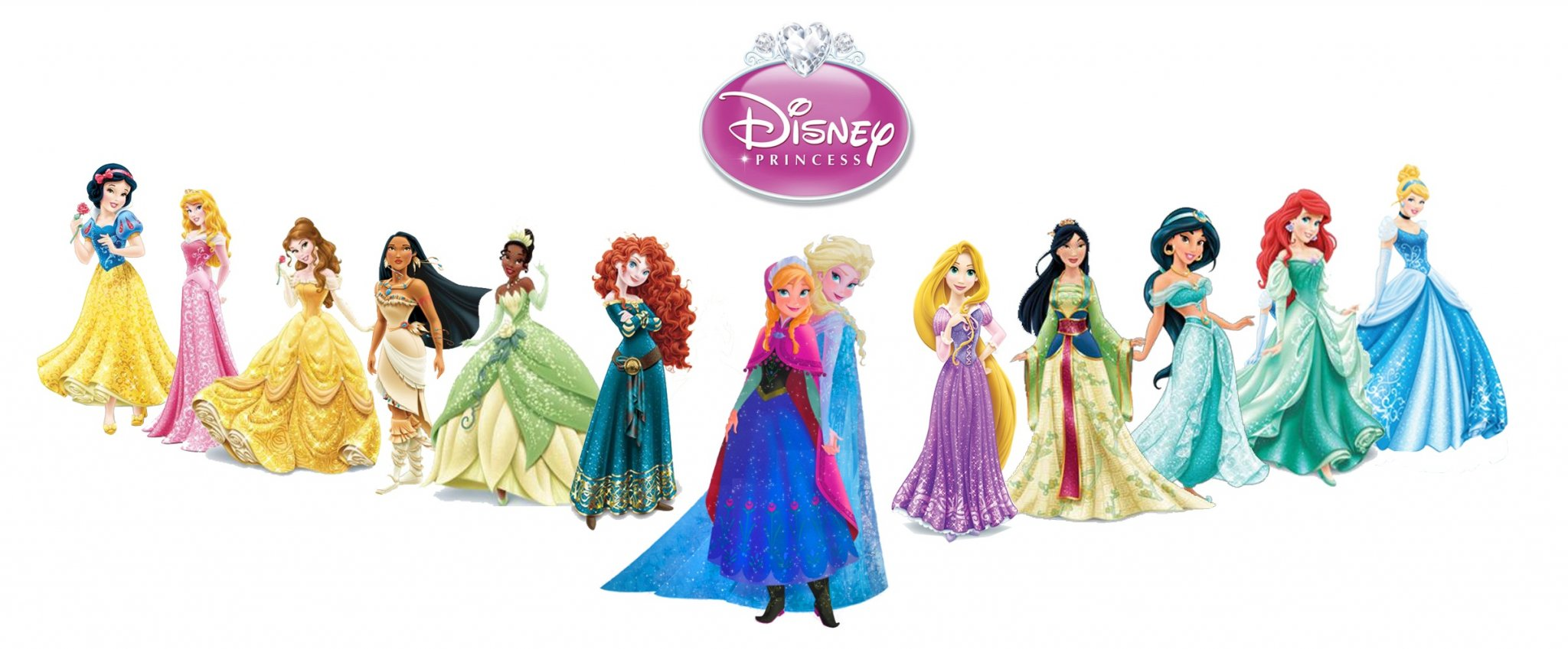 Disney Princess 2014