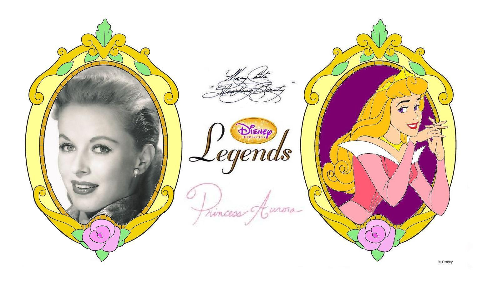 Disney Princess Legends