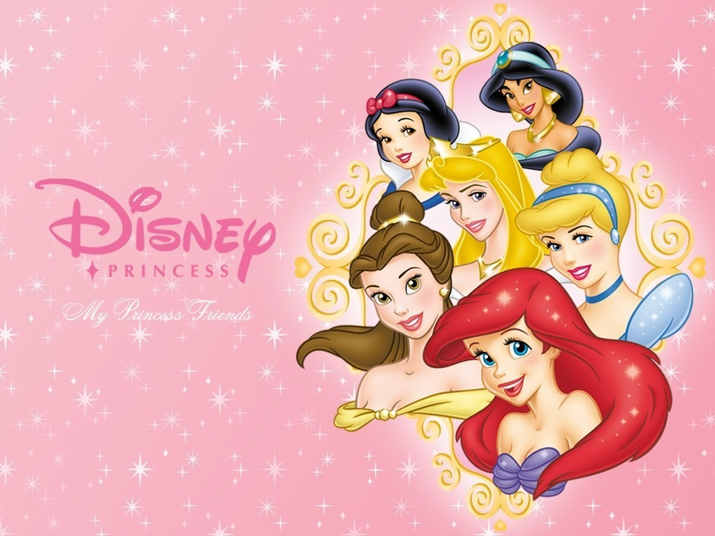 Disney Princess Wallpaper desktop