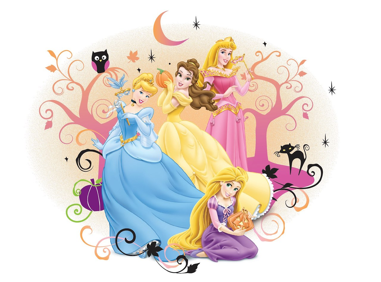 Halloween Disney Princess