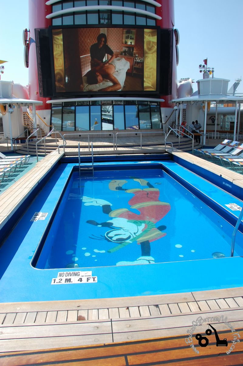 disney cruise Goofey Pool