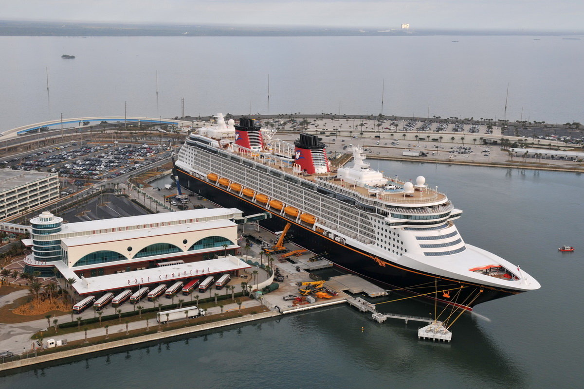 disney cruise port canaveral