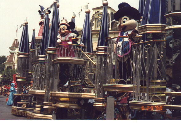disney float
