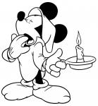 Coloring Pages Mickey Mouse