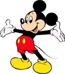 mickey mouse clipart free clip art images