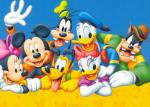 mickey mouse donald-disney character