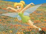 Tinkerbell wallpaper 1024x768