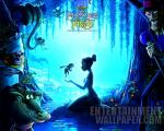 the princess and the frog desktop