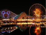 Disneyland Night Life