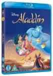 Aladdin dvd cover