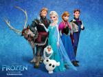 frozen movie characters
