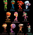 wreck it ralph characters