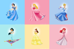 disney princess fancy dress