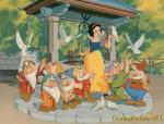 Disney Princess snow white