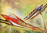 disney monorails